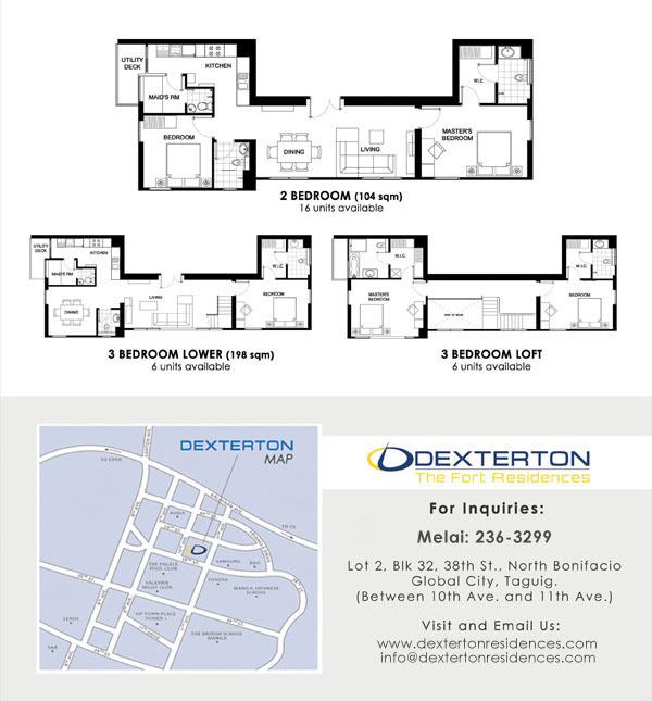 dexterton residences